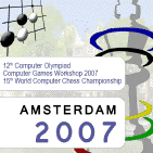 Logo of Computer Olympiad 2007